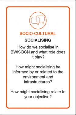 SOCIO-CULTURAL